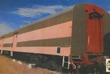 RPO baggage car