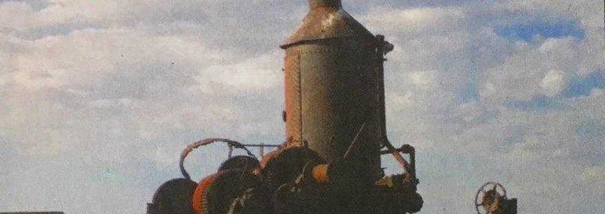 steam donkey engine